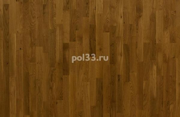 Паркетная доска Polarwood коллекция Classic 3-х полосная Дуб Венера