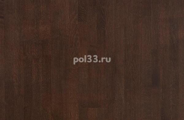 Паркетная доска Polarwood коллекция Classic 3-х полосная Дуб дарк браун