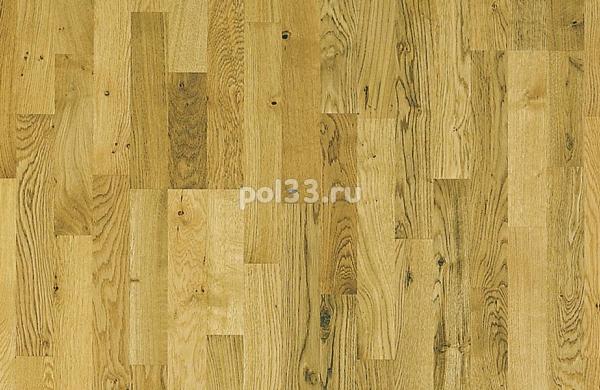 Паркетная доска Polarwood коллекция Classic 3-х полосная Дуб Коттедж