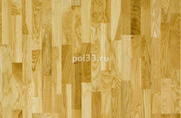 Паркетная доска Polarwood коллекция Classic 3-х полосная Дуб Ливинг