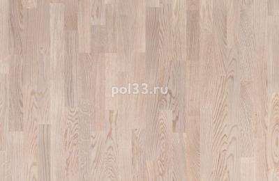 Паркетная доска Polarwood коллекция Classic 3-х полосная Дуб Тундра беленый