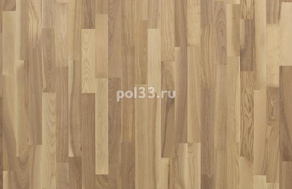 Паркетная доска Polarwood коллекция Classic 3-х полосная Ясень Плутон