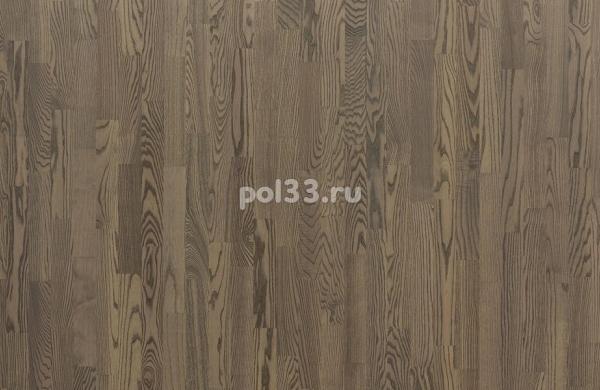 Паркетная доска Polarwood коллекция Classic 3-х полосная Ясень Сатурн