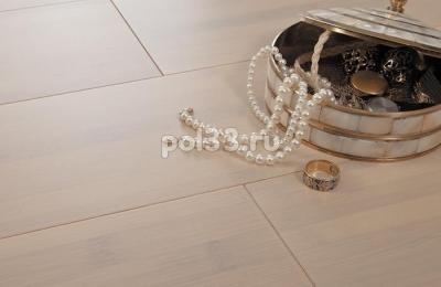 Массивная доска Parketoff коллекция Classic Бамбук арктик горизонтальный
