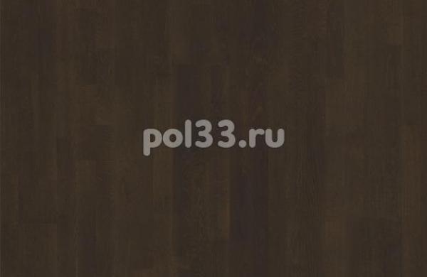 Паркетная доска Karelia коллекция Collection Midnight Дуб dark chocolate трехполосный