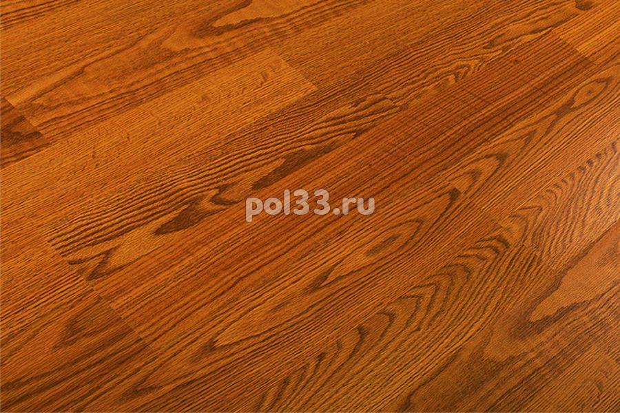 Ламинат Holzmeister коллекция Standard Дуб темный 2-полосный 129 купить в Калуге по низкой цене