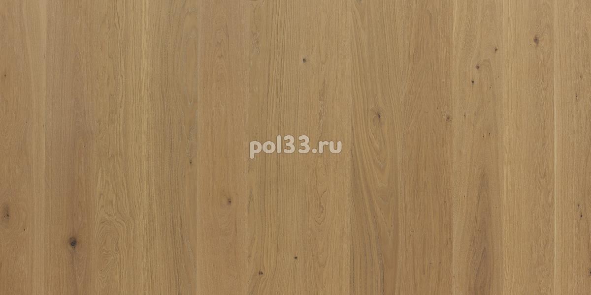 Паркетная доска Polarwood коллекция Classic 1-х полосная Дуб Меркурий белый купить в Калуге по низкой цене