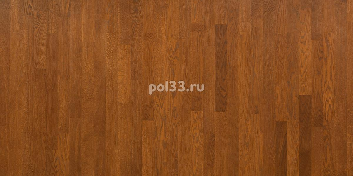 Паркетная доска Polarwood коллекция Classic 3-х полосная Дуб Кальвадос купить в Калуге по низкой цене