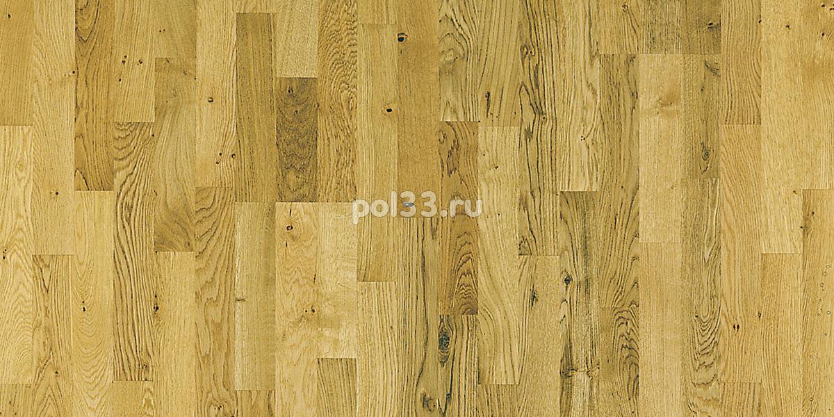 Паркетная доска Polarwood коллекция Classic 3-х полосная Дуб Коттедж купить в Калуге по низкой цене