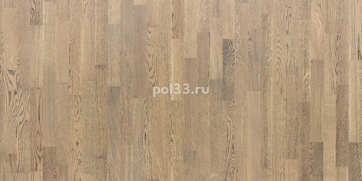 Паркетная доска Polarwood коллекция Classic 3-х полосная Дуб Уран купить в Калуге по низкой цене
