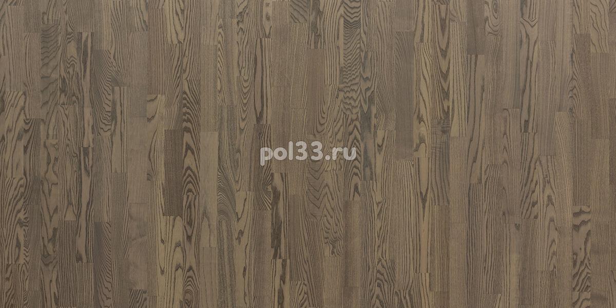 Паркетная доска Polarwood коллекция Classic 3-х полосная Ясень Сатурн купить в Калуге по низкой цене