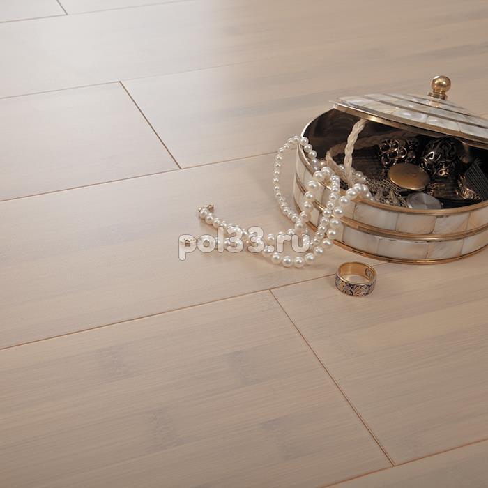 Массивная доска Parketoff коллекция Classic Бамбук арктик горизонтальный купить в Калуге по низкой цене