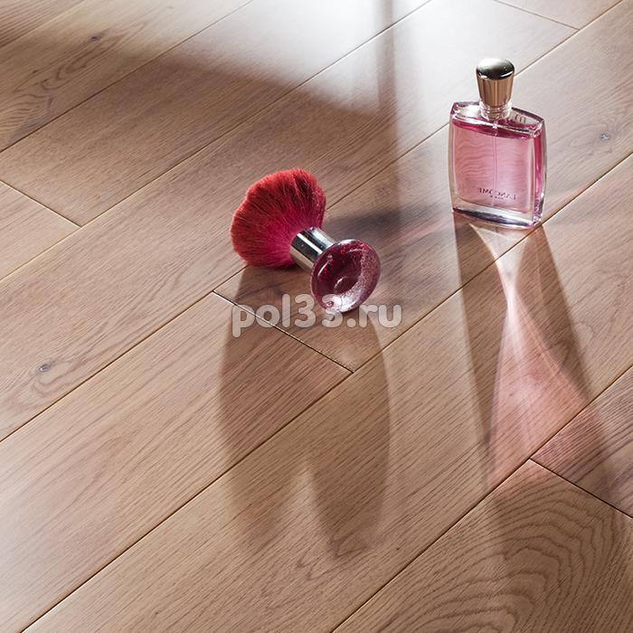 Массивная доска Parketoff коллекция Classic Дуб беленый - 6 купить в Калуге по низкой цене