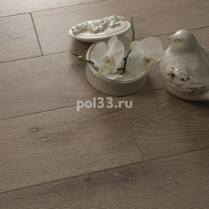Массивная доска Parketoff коллекция Classic Дуб брашированный Грац купить в Калуге по низкой цене