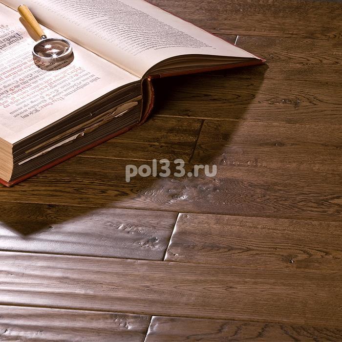 Массивная доска Parketoff коллекция Classic Дуб состаренный классик - 21 купить в Калуге по низкой цене