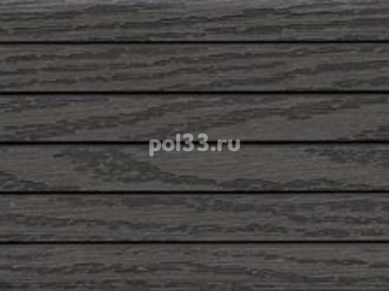 Террасная доска Terrapol коллекция ДПК Черное Дерево кантри 1901 купить в Калуге по низкой цене