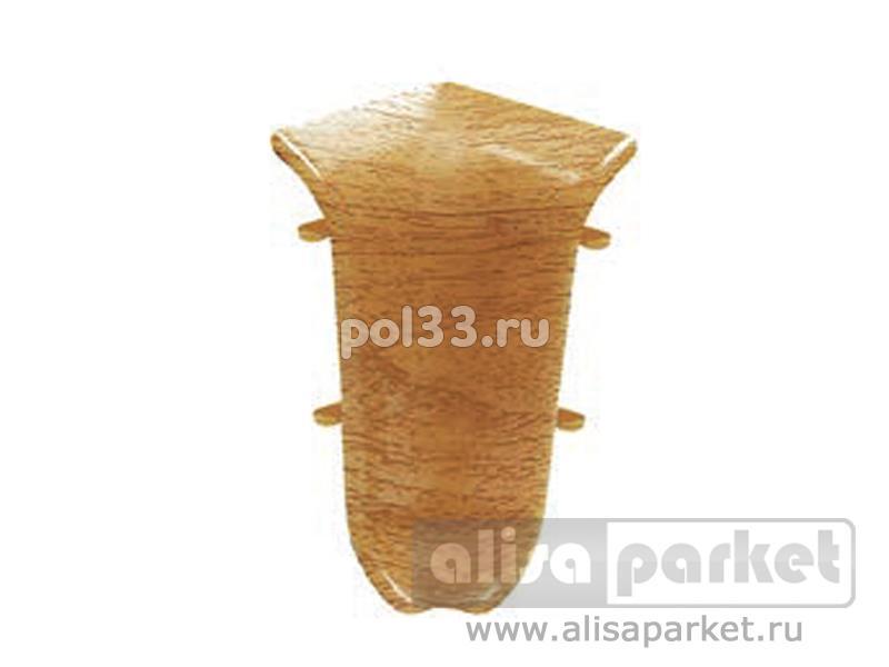 Плинтуса и пороги Ideal Идеал Альфа Внутренний угол для плинтуса А45 В45 купить в Калуге по низкой цене