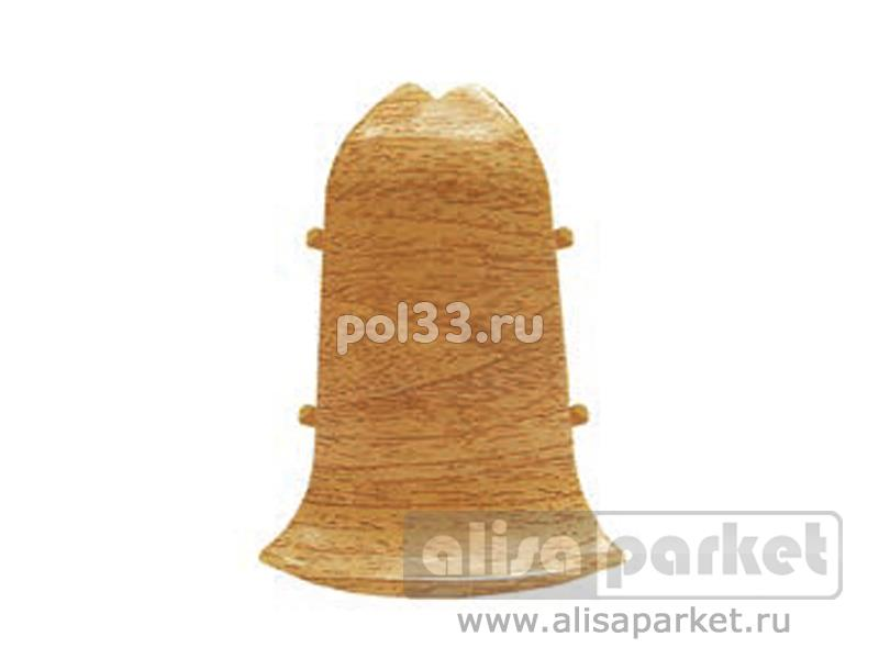 Плинтуса и пороги Ideal Идеал Альфа Наружный угол для плинтуса А45 Н45 купить в Калуге по низкой цене
