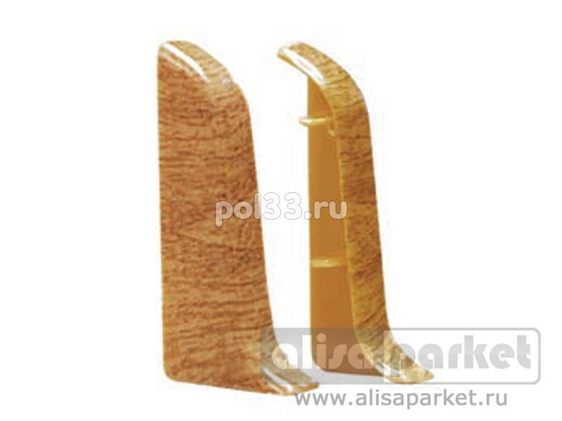 Плинтуса и пороги Ideal Идеал Альфа Торцевые для плинтуса А45 (пара) Т45п купить в Калуге по низкой цене