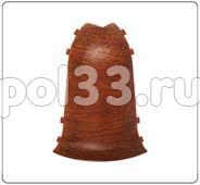 Плинтуса и пороги Ideal Идеал Комфорт Наружный угол для плинтуса К55 Н55 купить в Калуге по низкой цене