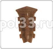 Плинтуса и пороги Ideal Идеал Элит Внутренний угол для плинтуса Е67 В67 купить в Калуге по низкой цене