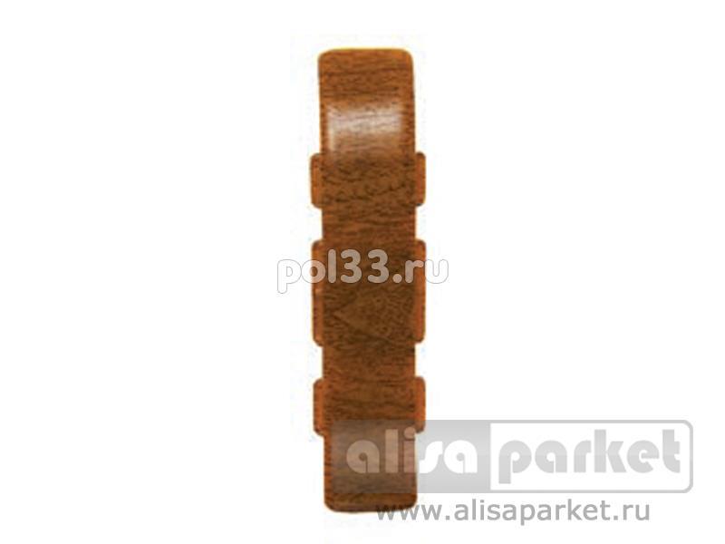 Плинтуса и пороги Ideal Идеал Элит-Макси Соединитель для плинтуса ЕМ85 (пара) упак ф2С85 купить в Калуге по низкой цене