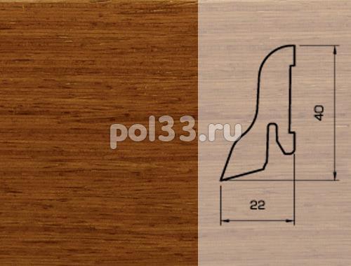 Плинтуса и пороги Pedross Шпонированный 40/22мм Дусси купить в Калуге по низкой цене