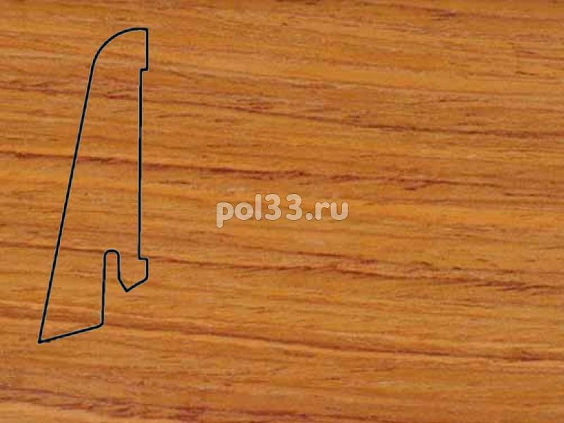 Плинтуса и пороги Pedross Шпонированный 58/20мм Тик купить в Калуге по низкой цене