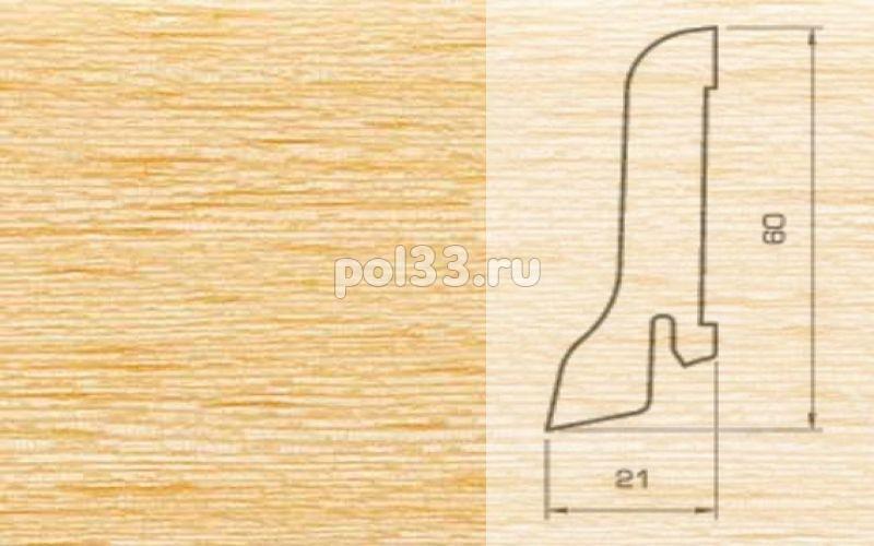Плинтуса и пороги Pedross Шпонированный 60/22мм Гевея купить в Калуге по низкой цене