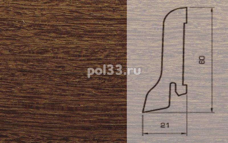 Плинтуса и пороги Pedross Шпонированный 60/22мм Сукупира купить в Калуге по низкой цене