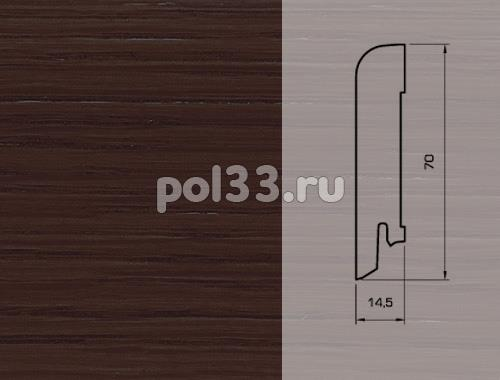 Плинтуса и пороги Pedross Шпонированный 70/15мм Дуб Доминус купить в Калуге по низкой цене