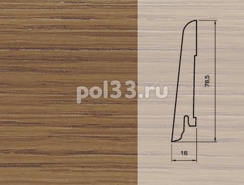 Плинтуса и пороги Pedross Шпонированный 80/16мм Дуб Эстрелла купить в Калуге по низкой цене