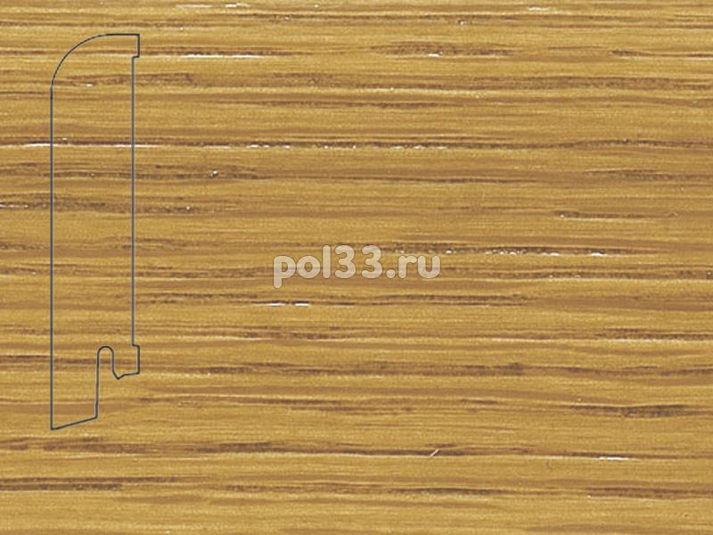 Плинтуса и пороги Pedross Шпонированный 80/18мм Дуб купить в Калуге по низкой цене