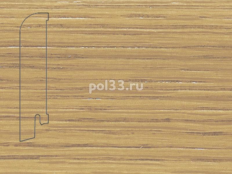 Плинтуса и пороги Pedross Шпонированный 80/18мм Дуб без покрытия купить в Калуге по низкой цене