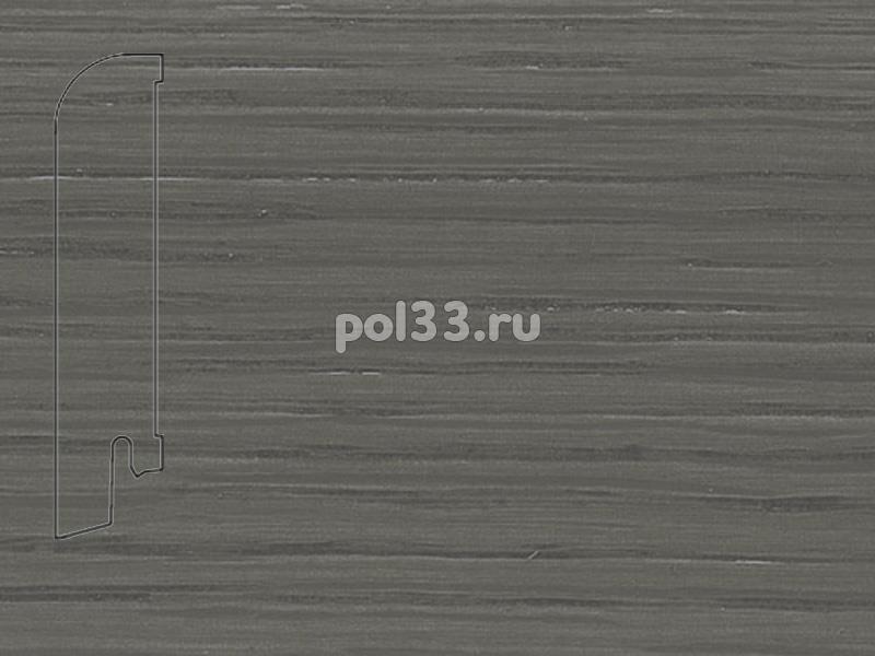 Плинтуса и пороги Pedross Шпонированный 80/18мм Дуб Грей купить в Калуге по низкой цене