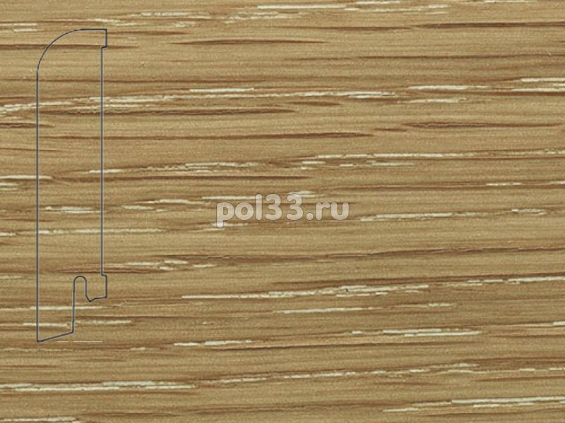 Плинтуса и пороги Pedross Шпонированный 80/18мм Дуб затертый купить в Калуге по низкой цене