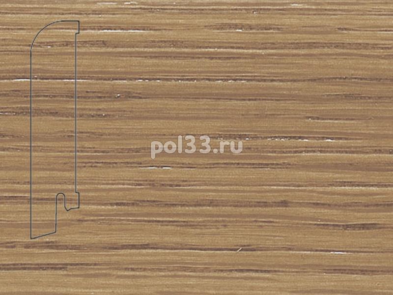 Плинтуса и пороги Pedross Шпонированный 80/18мм Дуб Коньяк купить в Калуге по низкой цене
