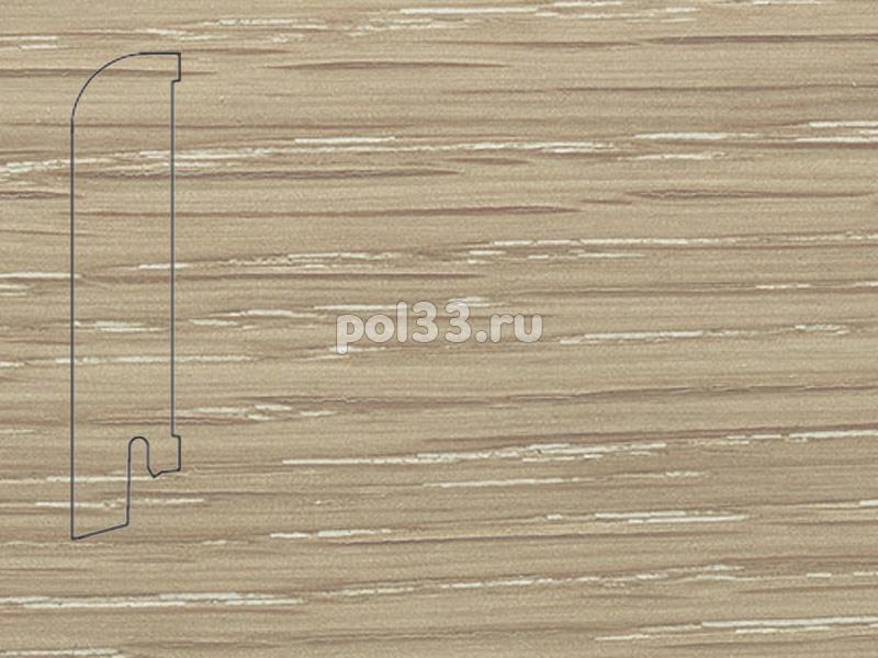 Плинтуса и пороги Pedross Шпонированный 80/18мм Дуб Латте купить в Калуге по низкой цене
