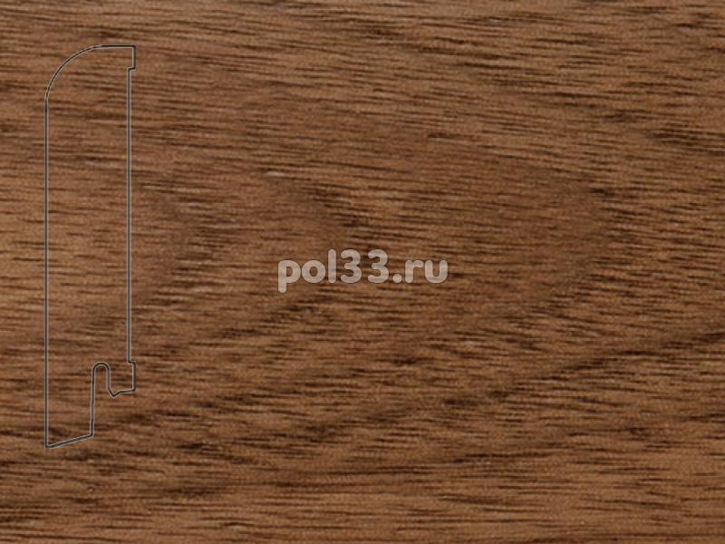 Плинтуса и пороги Pedross Шпонированный 80/18мм Орех купить в Калуге по низкой цене