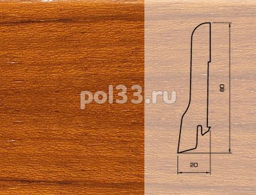 Плинтуса и пороги Pedross Шпонированный 80/20мм Ятоба купить в Калуге по низкой цене