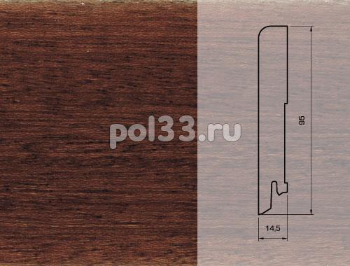 Плинтуса и пороги Pedross Шпонированный 95/15мм Ярра seg100 купить в Калуге по низкой цене