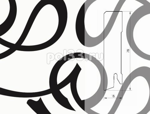 Плинтуса и пороги Pedross коллекция Digital Print Белый Fantasy D010079 купить в Калуге по низкой цене