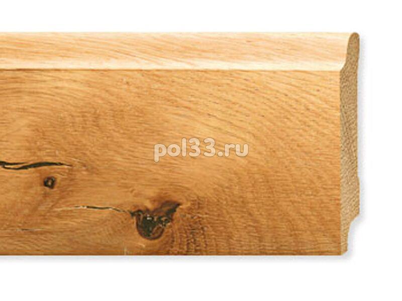 Плинтуса и пороги Pedross Плинтус массивный 70/18мм Дуб Сардиния купить в Калуге по низкой цене