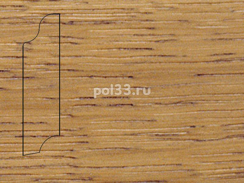Плинтуса и пороги Pedross Плинтус массивный 70/18мм Дуб Тоскана купить в Калуге по низкой цене