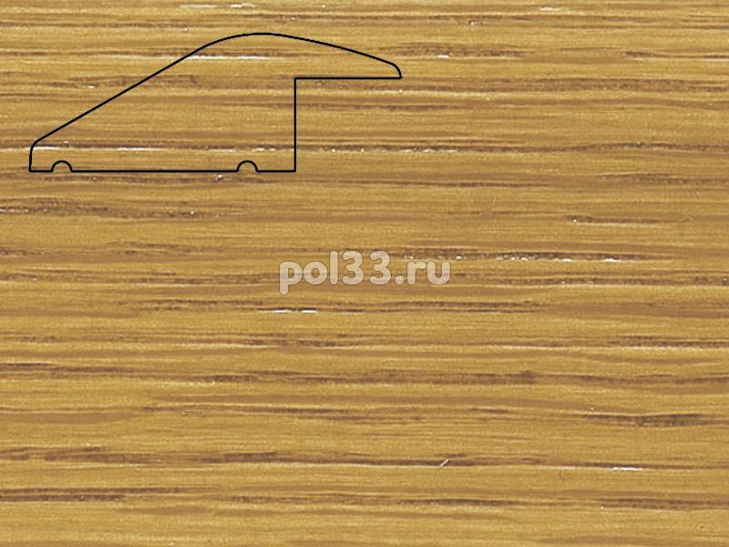 Плинтуса и пороги Pedross Молдинг массивный разноуровневый Дуб купить в Калуге по низкой цене
