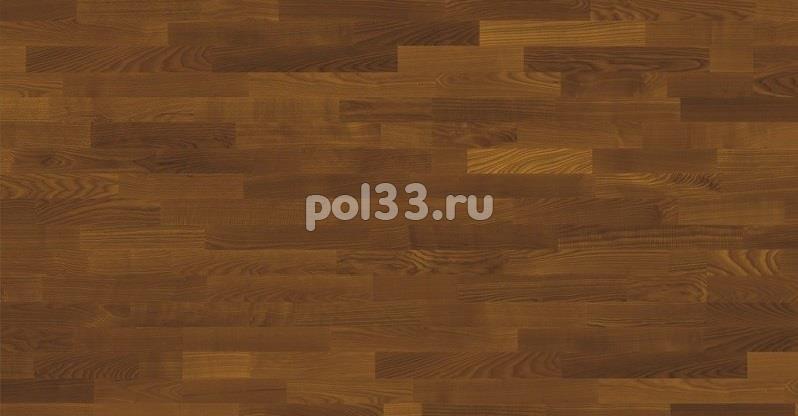 Паркетная доска Karelia коллекция Collection Earth Ясень amber трехполосный купить в Калуге по низкой цене