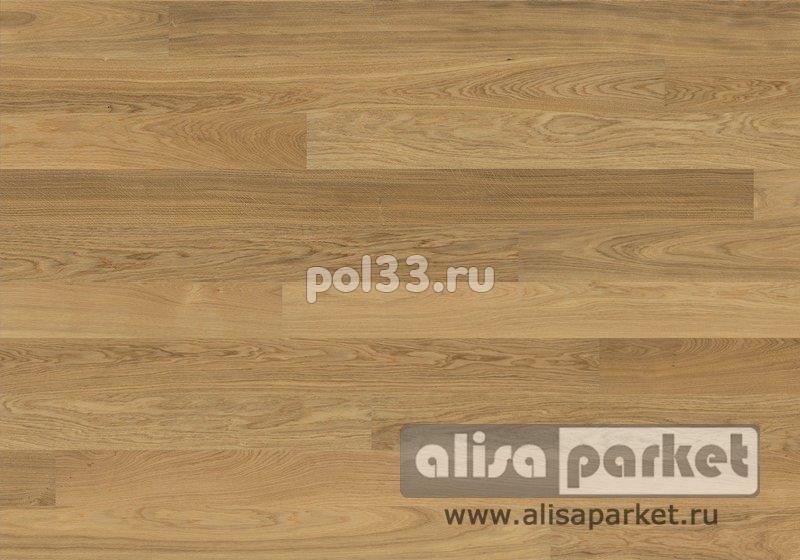Паркетная доска Karelia коллекция Collection Libra Дуб натур масло однополосный купить в Калуге по низкой цене