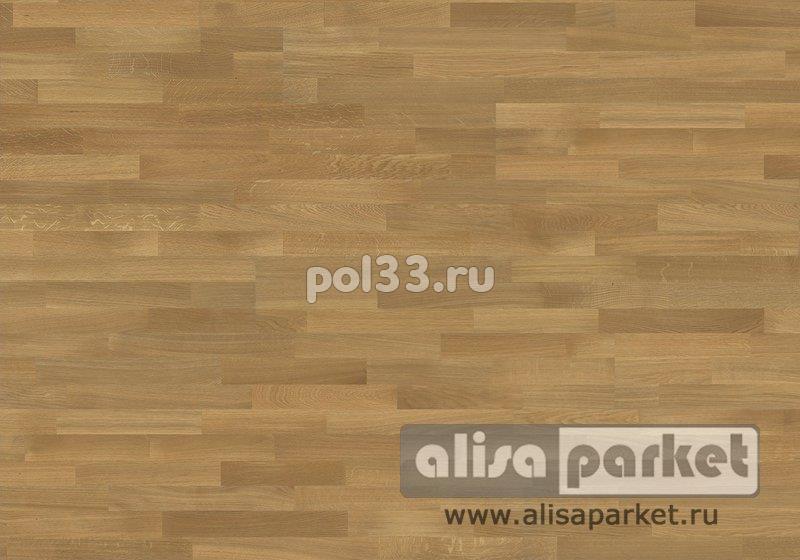 Паркетная доска Karelia коллекция Collection Libra Дуб селект matt трехполосный купить в Калуге по низкой цене