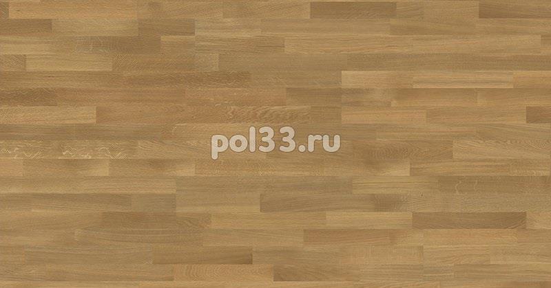 Паркетная доска Karelia коллекция Collection Libra Дуб селект silky трехполосный купить в Калуге по низкой цене