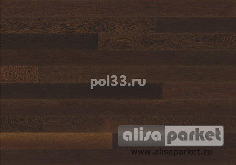 Паркетная доска Karelia коллекция Collection Midnight Венге brushed масло однополосный 138 мм купить в Калуге по низкой цене